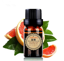 Aromatherapy humidifier Fragrance lamp Essential Oil Grapefruit Essential Oil hair care Skin Care massage oil