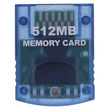 High Speed 512MB Memory Card Stick Game Console Memory Card for Nintendo Wii Game Cube NGC Console