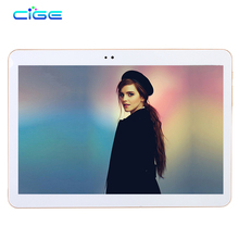 DHL Free Shipping New CIGE Android 6.0 10.1 inch Tablet pc Octa Core 4GB RAM 64GB ROM 8 Cores 1280*800 IPS Kids Gift MID Tablets(China)