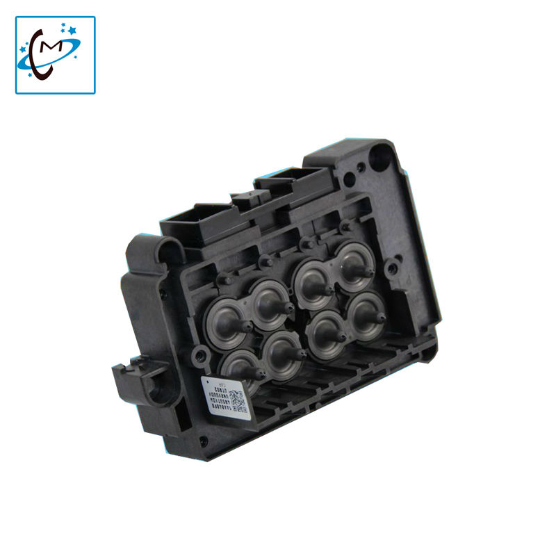 hot sale eco solvent F189010 dx7 printhead cover adapter manifold for xenons titanjet wit color dx7 print head <br>