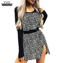 fb41159271 (Ship from US) Sexy Dress Women Sleeveless Snake Print Blackless Sling  Bandage Loose Leopard Dress 2018 sexy club wear robe noel femme vestidos