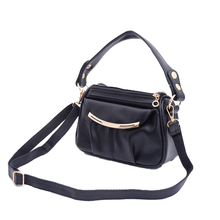 KEYTREND New Fashion Women Handbags Middle Aged Shoulder Crossbody Bags Ladies Totes PU Hobos Casual Buy Bag Small Square KSB284