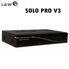 2016 last version vu Solo pro v3 Satellite Receiver Linux System Enigma2 more stable than solo pro v2 support Youtube IPTV
