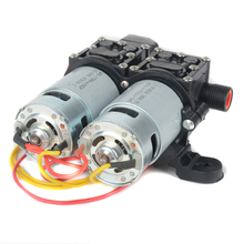 High Pressure DC 12V Diaphragm Car Water Pump Mayitr Washer Self Priming Caravan Double Pump Motor Home Accessories(China)