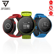 JAYSDAREL X2 Heart Rate Blood Pressure Oxygen Monitor Smart Watch Long Standby Time Fitness Smart Wristwatch for Android IOS(China)