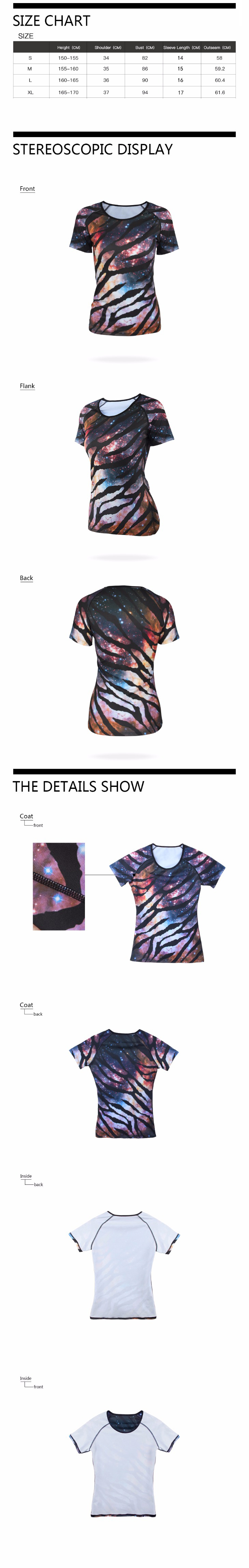 Loose T Shirt,Garden with Trees Daisy Fashion Personality Customization