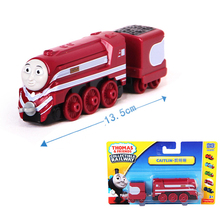 x099 NEW Arrival Diecast Metal thomas and friends Caitlin Tank Engine take Along Train toy with hook for children toy gift(China)