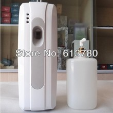 batery powered aroma diffuser hotel lobby aerosol dispenser  liquid perfume sprayer adjustable   air purifier free shipping