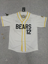 Horlohawk Bad News Bears Baseball Jersey BEARS #12 Tanner Boyle Bail Bonds Let Freedom Ring Stitched Men's Jersey(China)