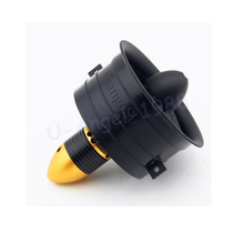 1 set Change Sun 64mm Ducted Fan 12 Blades with EDF 3s 3200KV kv3200 motor all set+free shipping(China)