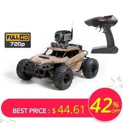 Радиоуправляемый гоночный автомобиль, 25 км/ч, с Wi-Fi, FPV 720 P,  камера HD 1:18