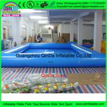 Outdoor inflatable cchild pool,pvc inflatable endless pool,giant inflatable unicorn pool float swimming pool