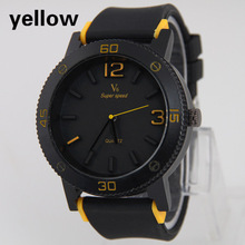 Speed sell pass hot style V6 fashion market men leisure watches(China)