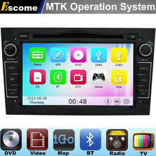 MTK3360 Car DVD Player For Opel Astra 2004 2005 2006 2007 2008 2009 Opel Antara with 800MHz CPU Dual Core Bluetooth Radio GPS