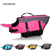 1pc Dogs Swimming Clothes Cheap Dog Life Jacket Waterproof Vest Dogs Superman Dog Coat XS/S/M/L/XL Blue/Coffee/Pink/Yellow/Green(China)