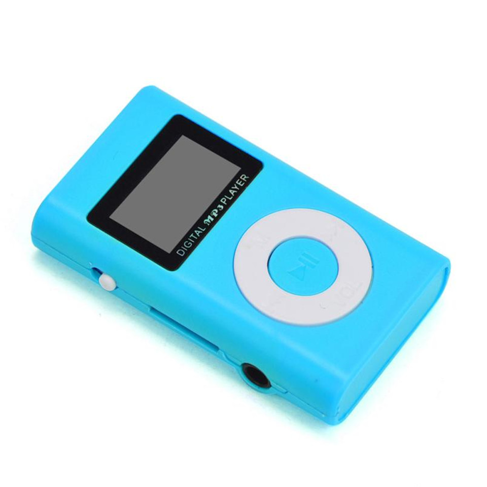 YKSO Mini MP3 Music Player USB LCD Screen MP3 Portable audio Support 32GB Micro SD TF Card sport Headphones MP3 Player (21)