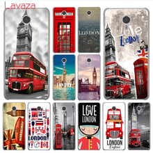 Lavaza London big ben Bus Hard Phone Cover Case for Meizu U10 U20 Pro 6 M2 M3 M3S M5 M5S Mini & Note(China)