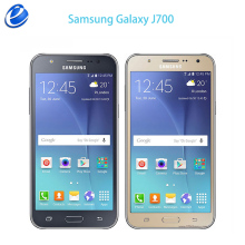"Original Unlocked Samsung Galaxy J7 J700 Dual sim Octa-core android cellphone 1.5GB RAM 16GB ROM 3G 4G GSM 5.5"" inch smartphone(China)"
