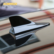 AOSRRUN For Lexus ES250 300h dedicated shark ES250 antenna car paint surface modified fin antenna car accessories covers(China)