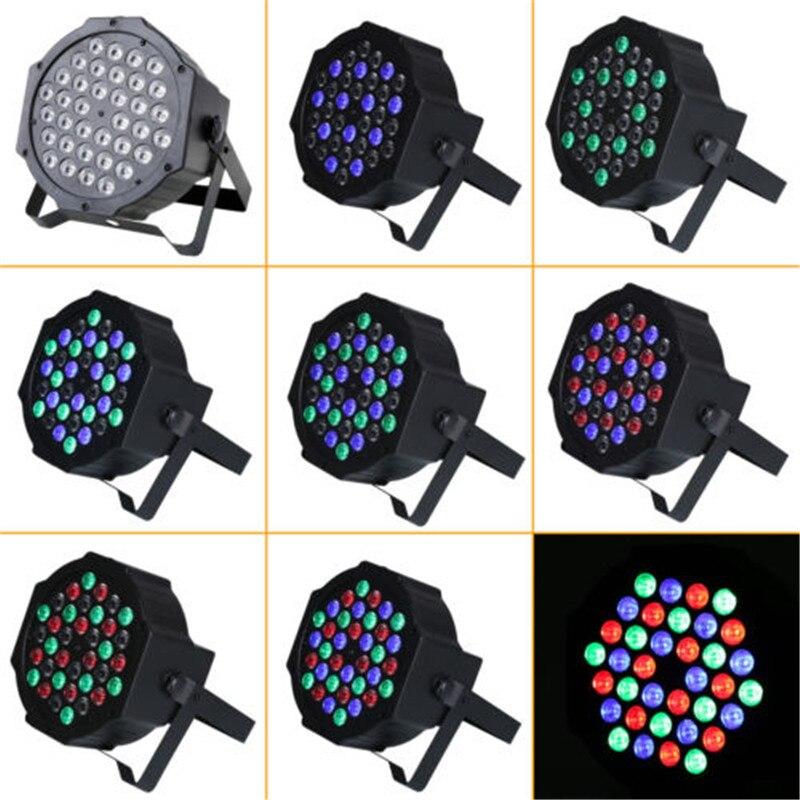 High Quality Par Can 36 RGB LED Stage Light Disco DJ Bar Effect UP Lighting Show DMX Strobe<br><br>Aliexpress