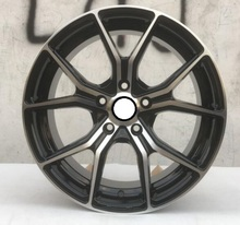 New 17 inch 5x105 5x108 5x110 5X112 5X114.3 Car Aluminum Alloy Wheel Rims(China)