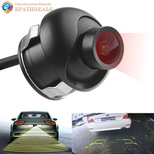 E319 High Quality Night Vision Car Rear view Camera Auto Vehicle Reverse Backup Rearview Camera 170 Degrees for Security Parking(China)