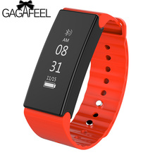 GAGAFEEL Sport Smart Watches Clock for IOS iPhone Android Women's Men's Pedometer Calorie Tracker Smart Wristwatch with Camera(China)