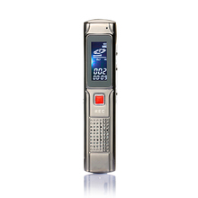 Professional 8GB Digital Voice Recorder Activated Recording Pen With Mic Mini MP3 player USB Flash Driver WAV Audio Dictaphone