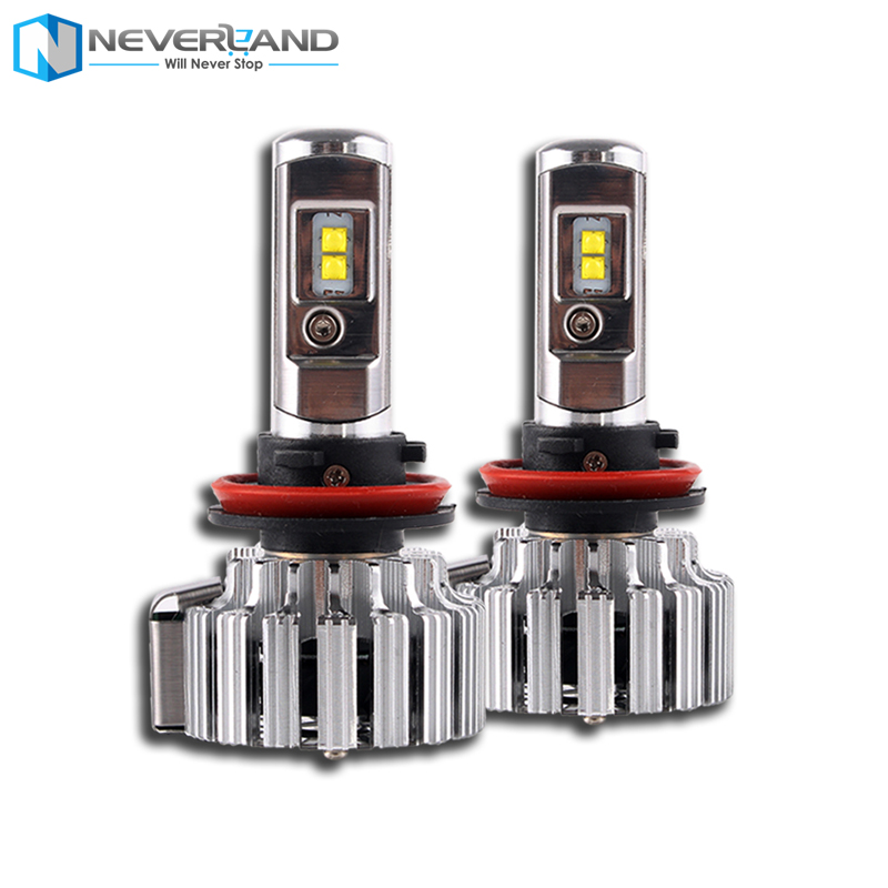 NEVERLAND H11 70W 9000LM 6000K with CREE LED CHIPS Car Headlight Conversion Kit Fog Lamp Bulb DRL Super White<br><br>Aliexpress