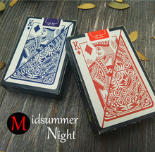 Waterproof Poker Durable PVC Scrub Plastic Playing Cards Novelty Poker Card Texas Board Game RED BLUE color available(China)