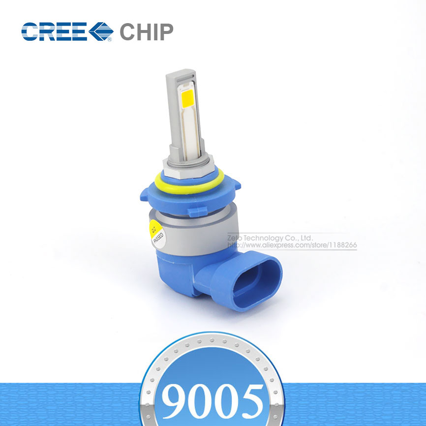 2x Just Plug &amp; Play 9005/HB3 50W 3600LM CREE Chip COB LED Front Fog Lights Bulb Driving Light DRL 4300K/6000K Alloy Material<br><br>Aliexpress