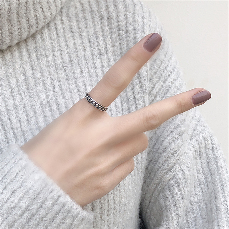 Silver Ring 9