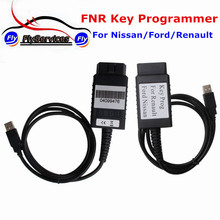 New Arrival FNR 4 in 1 key prog 4-in-1 OBD2 Key programmer FRN 4in1 No Need PIN Code For Nissan For Ford For Renault(China)