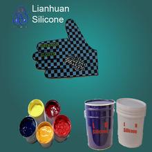 Lianhuansilicone inks for label heat transfer/ printing paste /gloves screen printing