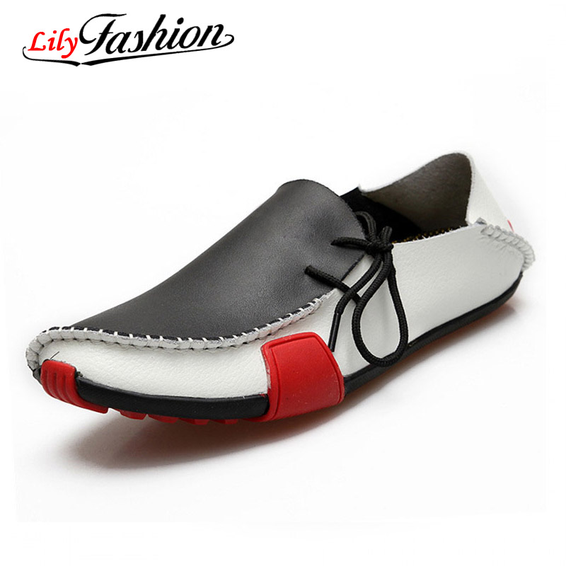 Fashion Men Shoes Summer Cool Winter Warm Leather Shoes Mens Flats Shoes Low Mens casual Oxford Shoe for Men BS0022<br><br>Aliexpress