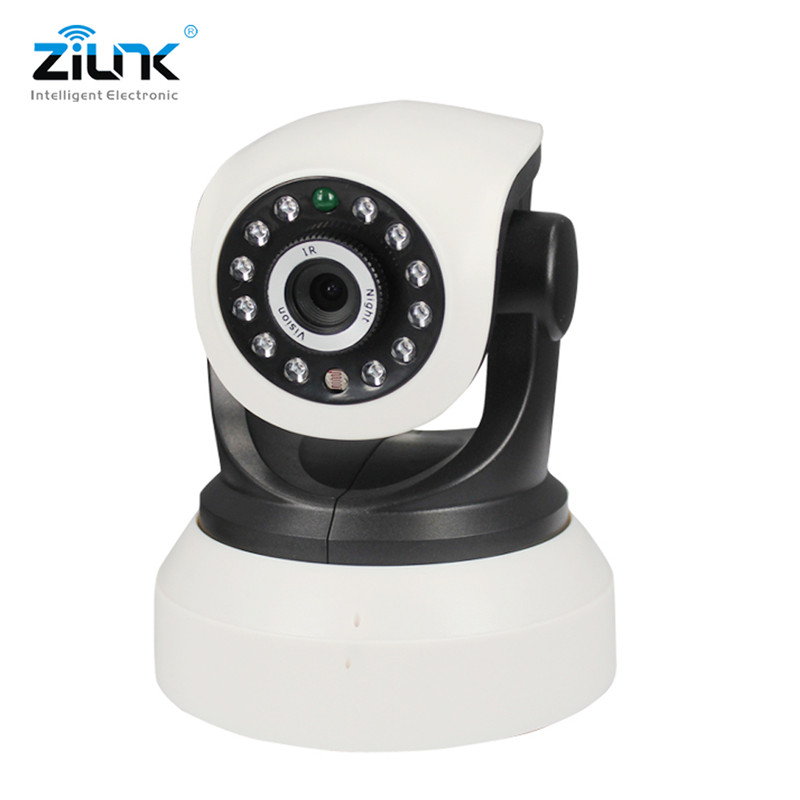 ZILNK Wireless WIFI IP Camera 720P HD Network P2P Baby Monitor Smart Surveillance Security Camera H.264 <br>