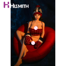 Buy Hismith 140cm sex doll japanese silicone dolls big breast oral Anal vagina real doll lifelike pussy realistic sexy toys men