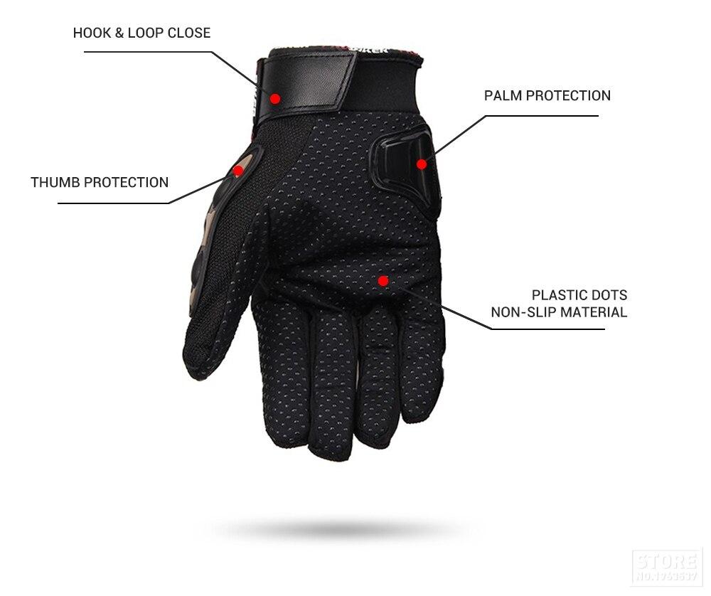 Gloves Pro-Biker Collection (22) 23