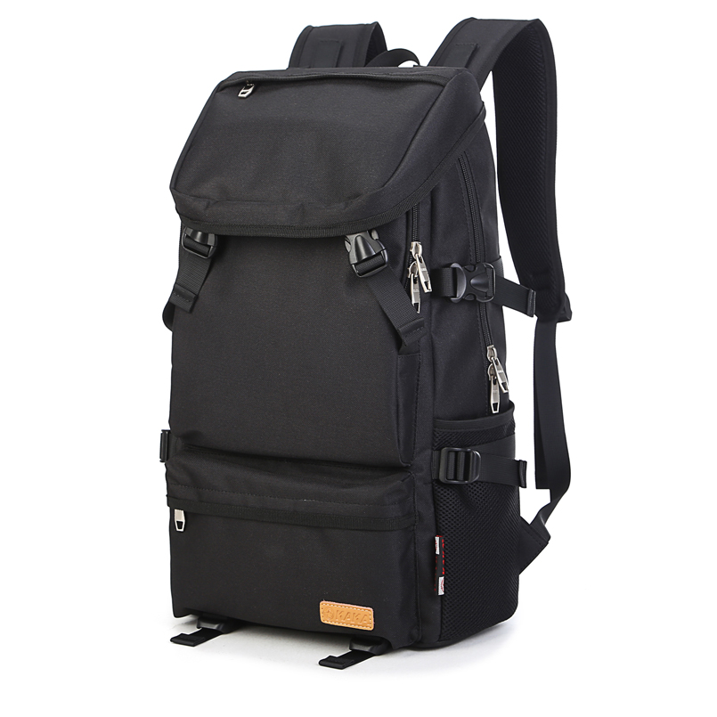 Unisex Waterproof Laptop Backpacks Women Shoulder Bags Casual Men Students School Backpacks for 16-inch Laptop Black Blue Purple<br><br>Aliexpress