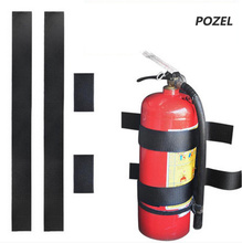 Black Roll Bar Fire Extinguisher Holder Car Styling For Mitsubishi Grandis Outlander ASX RVR Pajero