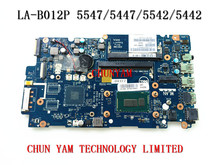 ZAVC0 LA-B012P Rev:1.0 FOR Dell Inspiron 5447 5547 5542 5442 Laptop Motherboard Celeron 2957U Mainboard 90Days Warranty  tested