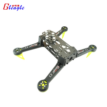 Gleagle High Quality Carbon Fiber Mini 250 FPV Quadcopter Frame Mini Quad Frame Holder For ZMR250 QAV250(China)