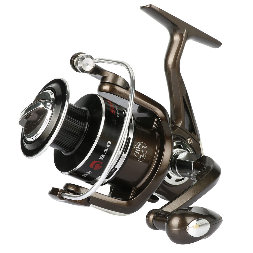 Long Casting Spinning Fishing Reel XY 5000 5.2:1 Carp Fishing Reel Fishing Tackle<br><br>Aliexpress