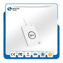 NFC RFID USB contactless Smart Card Reader Read Write Speed up to 212Kbps/242Kbps for Windows 2000 /XP  ACR122U