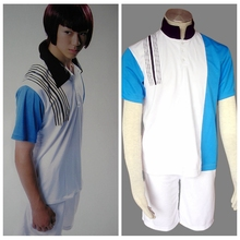 The Prince Of Tennis Anime Hyotei Gakuen Summer Tennis Apparel halloween Cosplay Costume