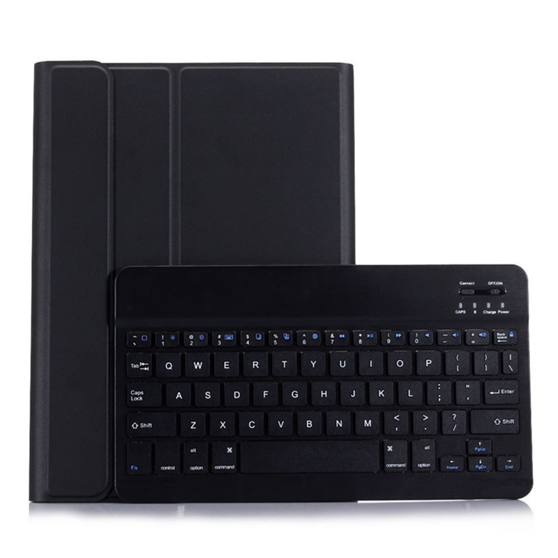 Hmsunrise Case for ipad 9.7 inch 2017 Wireless Bluetooth Keyboard Case Cover For iPad 9.7 New 2017 A1822 A1823 <br>