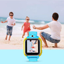 Cute Smart Watch for Kids Wristwatch Q730 3G GPRS GPS Locator Tracker Smartwatch Baby Watch With Camera For Mobile Phone