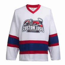 DHL free shipping synthetic embroidery ice hockey jerseys wholesale custom jerseys P015