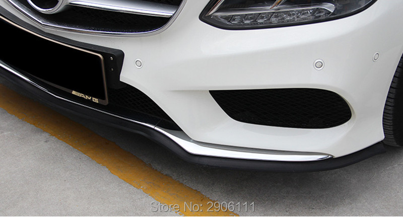 2.5M/8.2ft Universal Car Sticker Lip Skirt Protector for lifan x60 620 520 320 x50 solano smily accessories car-styling<br>