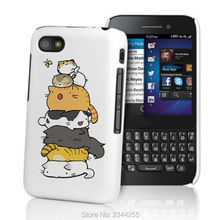 Kawaii1 Cases Hard PC Back Cover Phone Case For Blackberry Z10 Z30 Q20 Q10 Q30 Passport Silver Edit Q5 phone case